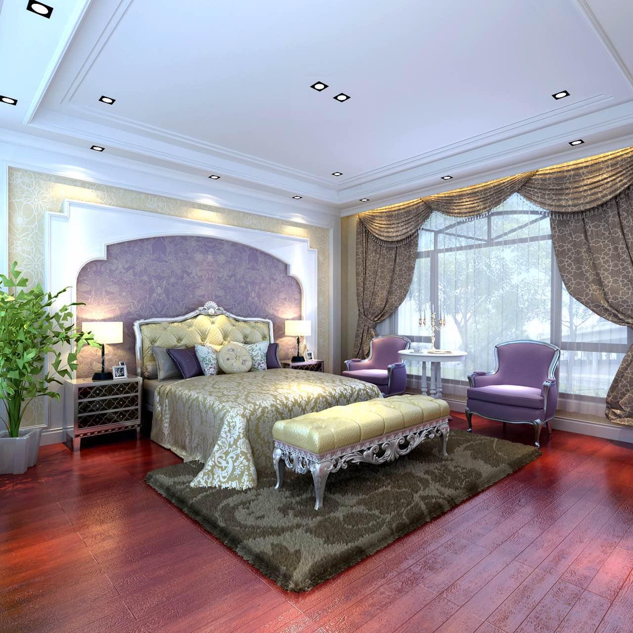 卧室装修必知的9个细节,做到了,幸福指数秒速提升! 